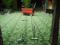 commercial carpet installation, Illinois
